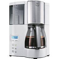 Kaffeemaschine Melitta Optima Timer - weiß - Filter-Kaffeemaschine