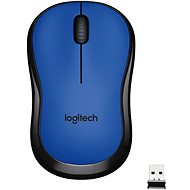 Logitech Wireless Maus M220 Silent-blue - Maus