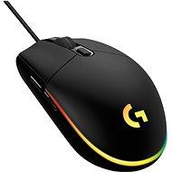 Gaming-Maus Logitech G102 Lightsync - Schwarz - Herní myš