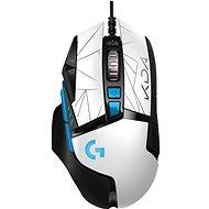 Logitech G502 Hero K/DA Edition - Gaming-Maus