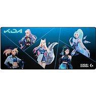 Logitech G840 XL Gaming Mousepad K / DA Edition - Mousepad