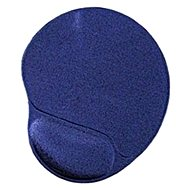 Ergo Gembird Gel, blau - Mousepad