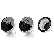 Logitech Circle 2 Bundle 2x Wired + 1x Fensterhalterung - IP Kamera