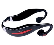 Bezdrátová sluchátka Saitek  Wireless Headphone A-350