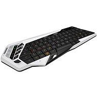 Mad Catz S.T.R.I.K.E. M weiß - Gaming-Tastatur