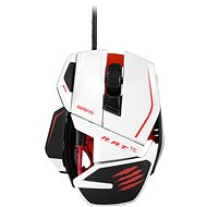 Mad Catz R.A.T. TE weiß - Gaming-Maus