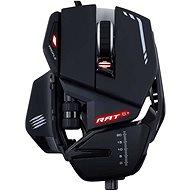 Mad Catz R.A.T 6 + schwarz - Gaming-Maus
