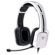PS3 Tritton Kunai Stereo Headset Weiß - Headset