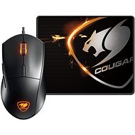 Cougar Mouse Minos XC + Pad - Maus