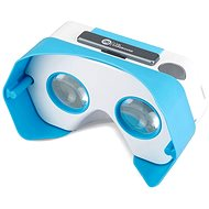 I AM CARDBOARD DSCVR blau - VR-Brille