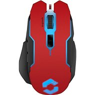 SPEED LINK CONTUS Schwarz / Rot - Gaming-Maus