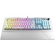 ROCCAT Vulcan 122 AIMO, US-Layout, silber - Gaming-Tastatur