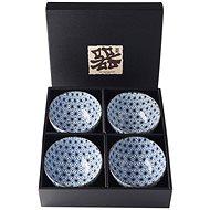 Made In Japan Schüsselset Starburst Design 300 ml 4 Stk