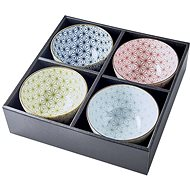 Made In Japan Set Asanoha Design Schalen 300 ml 4-tlg