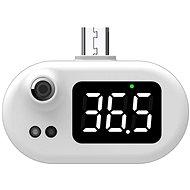 MISURA Smart mobiles Thermometer - miniUSB / USB-C WEISS - Thermometer