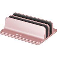 MISURA MH03 ROSE-GOLD - für 2 Notebooks - Laptopständer