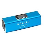 Technaxx MusicMan BT-X29 Blue - Radio