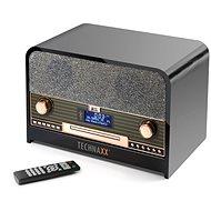 Technaxx Retro TX-102 Black - Radio