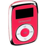 INTENSO MUSIC MOVER 8GB rosa - MP3 Player