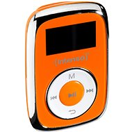 INTENSO MUSIC MOVER 8GB Orange - MP3 Player