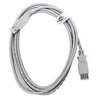 Datenkabel OEM USB 2.0 Verlängerungs AA 5 m grau - Datový kabel