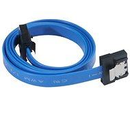AKASA PROSLIM SATA blau 0,3 m - Datenkabel