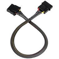 Akasa AK-CBPW02-30 4-Pin Molex Strom 0,3 m - Kabel