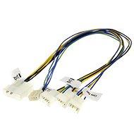 AKASA für die Synchronisation von 3 Ventilatoren - Charging Splitter