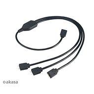 Stromkabel AKASA ARGB LED-Verbindungskabel / AK-CBLD07-50BK