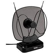 Hama VHF/UHF/FM Zimmernatenne Schwarz - Zimmerantenne