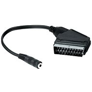 Hama SCART Audio schwarz - Adapter