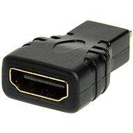 OEM HDMI A (F) -> micro HDMI (M), vergoldete Anschlüsse