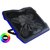 EVOLVEO Ania 6 RGB - Kühlende Laptop-Unterlage