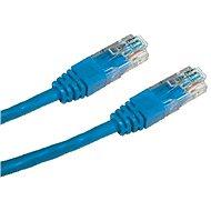 Patchkabel, Datacom, CAT6, UTP, 0.5 m, blau - Netzkabel