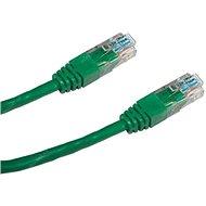 Datacom CAT5E UTP grün 1m - Netzkabel