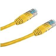 Datacom CAT5E UTP gelb 2m