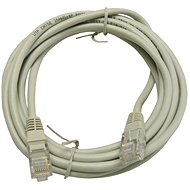 Netzkabel Patchkabel, Datacom, CAT6, UTP, 3 m - Síťový kabel