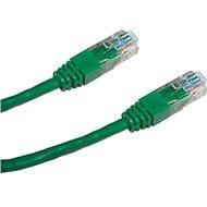 Datacom CAT5E UTP grün 5m