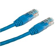 Patchkabel, Datacom, CAT6, UTP, 5 m, blau