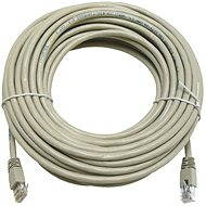 Datacom CAT5E UTP grau 15 m - Netzkabel