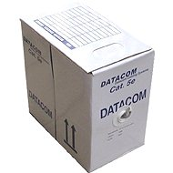 Datacom, Draht, CAT5E, UTP, Outdoor, 305 m/Box - Netzkabel
