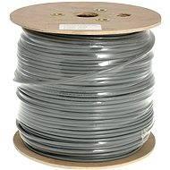 Datacom Draht, CAT6, UTP, PVC, 500m/Spule - Netzkabel
