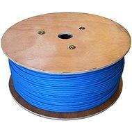 Datacom F / FTP Kabel CAT6A LSOH, Eca, 500 meter, blau - Netzkabel