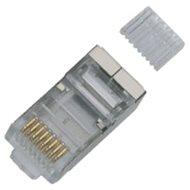10er-Pack, Datacom, RJ45, CAT6, STP, 8p8c, geschirmte Kabel