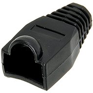 10er-Pack, Kunststoff, schwarz, OEM, RJ45 - Steckerkappe
