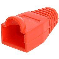 10er-Pack, Kunststoff, rot, Datacom, RJ45 - Steckerkappe