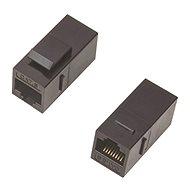 DATACOM Steck-Verbinder UTP CAT5e 2xRJ45 (8P8C) direkt - Kupplung