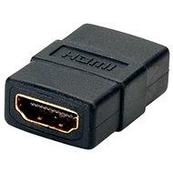 ROLINE HDMI A (F) - HDMI A (F) - Vergoldete Anschlüsse - Kabelverbinder