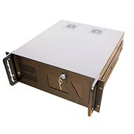 Datacom IPC975 BK 580mm - PC-Gehäuse