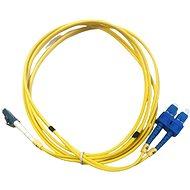 DATACOM LC-SC-Duplex 09/125 SM 2 m - Audio Kabel